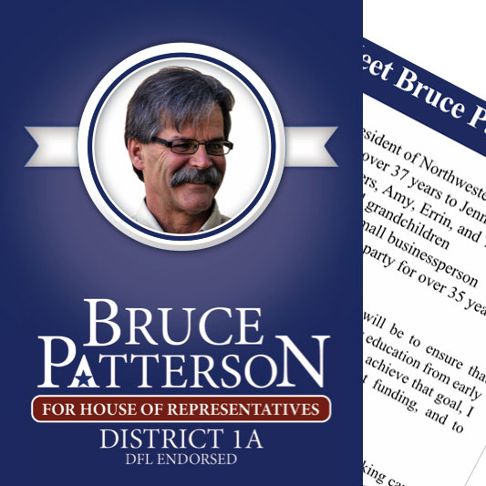 Bruce Patterson for House of Representatives