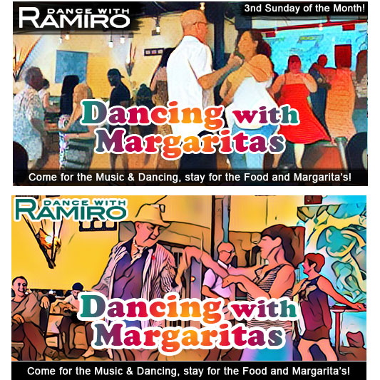 Dance with Ramiro Event
