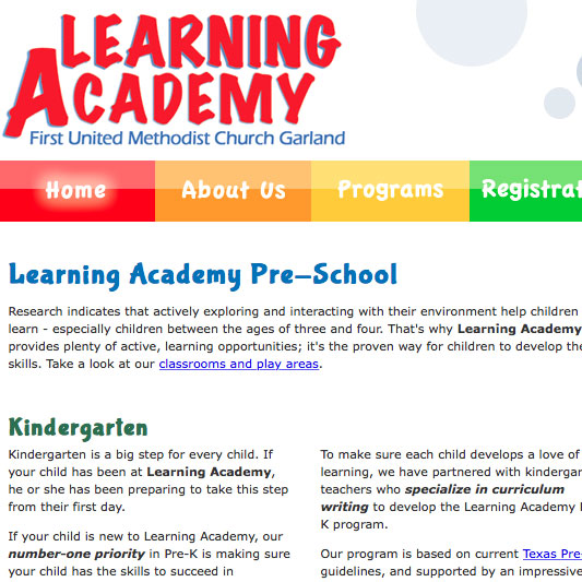 Learning Academy Pre-School