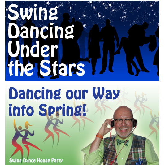 Swing Dance House Party