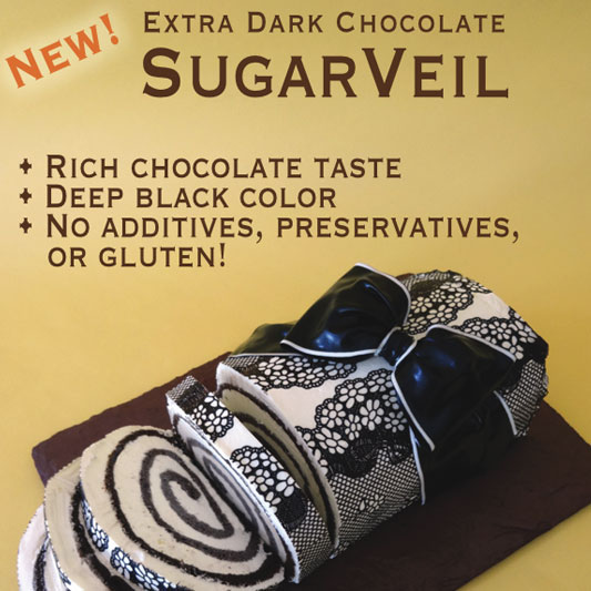 SugarVeil Extra Dark Chocolate